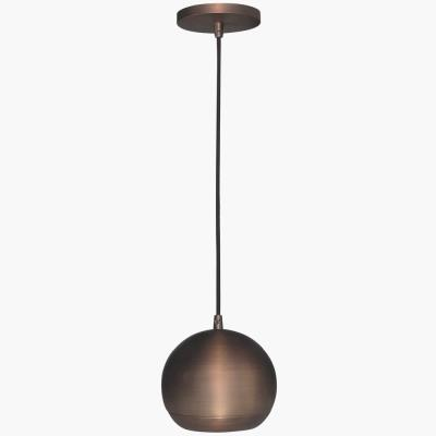Access Lighting 52102 Retro - One Light Ball Pendant