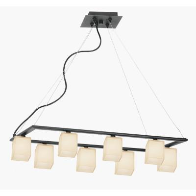 Access Lighting 64018 Hermes - Eight Light Cable Pendant