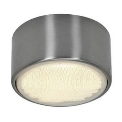 Access Lighting 20742-BS Ares-- One Light Flush Mount or Wall Mount
