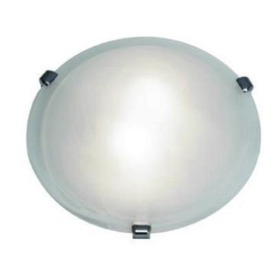 Access Lighting 23019GU-CH/WH Mona - Two Light Flush Mount