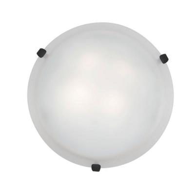 Access Lighting 23020GU-RU/WH Mona - Two Light Flush Mount