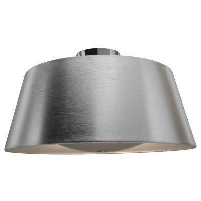Access Lighting 23764-BSL Soho- Three Light Flush Mount