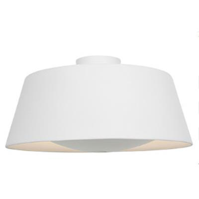 Access Lighting 23764-RIC Soho- Three Light Flush Mount