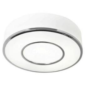 Access Lighting 50143-CH/OPL Aero-- One Light Flush Mount