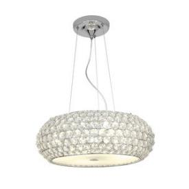 Access Lighting 51000-CH/CCL Kristal - Three Light Cable Pendant