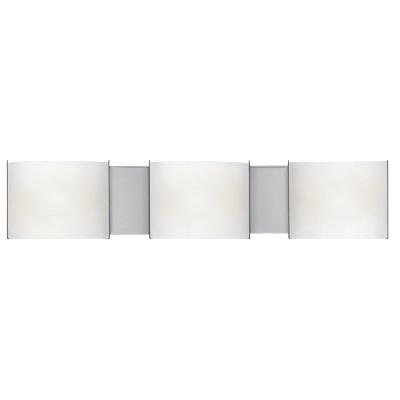 Access Lighting 62260 Nitro - Three Light Bath Vanity/Wall Fixture