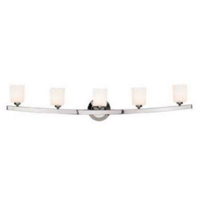 Access Lighting 63815-47-CH/OPL Classical - Five Light Bath Bar