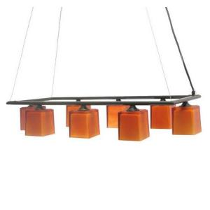 Hermes - Eight Light Cable Pendant
