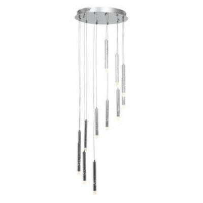 Access Lighting 70052LED-CH/ACR Rain- LED Pendant