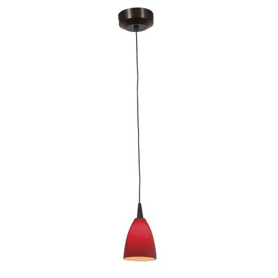 Access Lighting 72119LED-BRZ/RED Tungsten - LED Mania Pendant