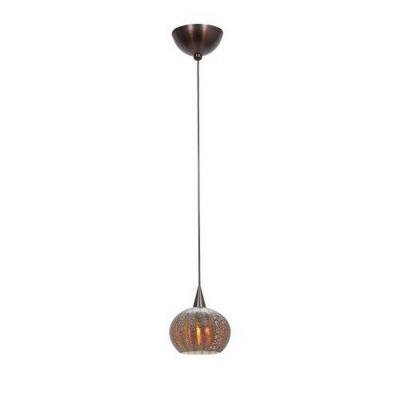Access Lighting 90980-BRZ/SARO Alpha - One Light Pendant