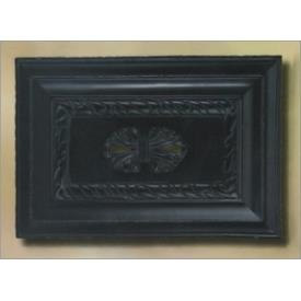 Craftmade Lighting CH1201 Hand Carved Rectangle Chime