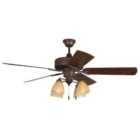 """Craftmade Lighting AT52AG American Tradition - 52"""" Ceiling Fan"""