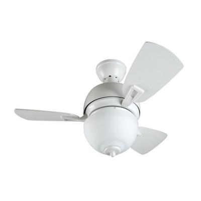 "Craftmade Lighting DA30W Dane Unipack - 30"" Ceiling Fan"