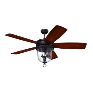 "Fredericksburg - 60"" Ceiling Fan With Light Kit"
