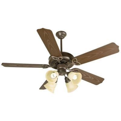 "Craftmade Lighting K10430 Patio - 52"" Ceiling Fan"