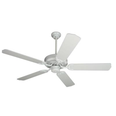 "Craftmade Lighting K10621 Contractors Design - 52"" Ceiling Fan"