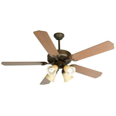 "Craftmade Lighting K10633 CD Unipack 204 - 52"" Ceiling Fan"
