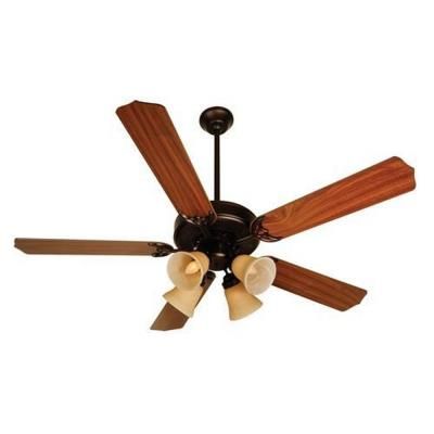 "Craftmade Lighting K10635 CD Unipack 204 - 52"" Ceiling Fan"