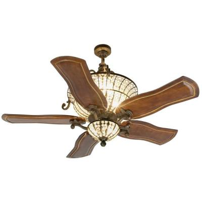 "Craftmade Lighting K10663 Cortana - 54"" Ceiling Fan"