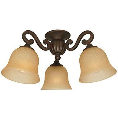 Craftmade Lighting LK49CFL-AWD Universal - Three Light Bowl Kit