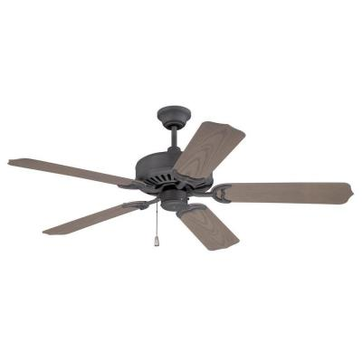 "Craftmade Lighting PF52RI Porch - 52"" Ceiling Fan"