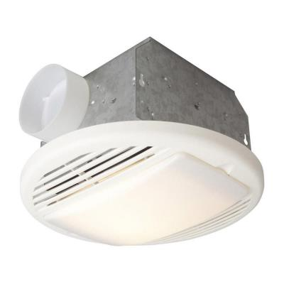 "Craftmade Lighting TFV50 9"" Decorative Bathroom Exhaust Fan"
