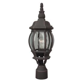 Craftmade Lighting Z325 French Style - One Outdoor Small Post Light
