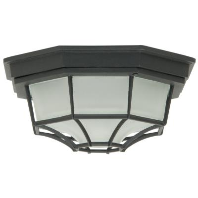 Craftmade Lighting Z390 Bulkheads - One Light Outdoor Small Flush Mount
