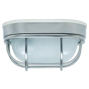 Small Oval Cast Ceiling Mount