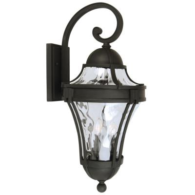 Craftmade Lighting Z4224 Parish - Three Light Outdoor Large Wall Bracket