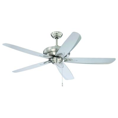 "Craftmade Lighting ZE56SS Zena - 56"" Ceiling Fan"