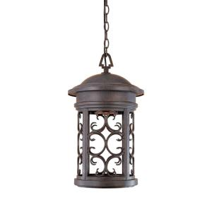 Ellington - One Light Outdoor Hanging Lantern