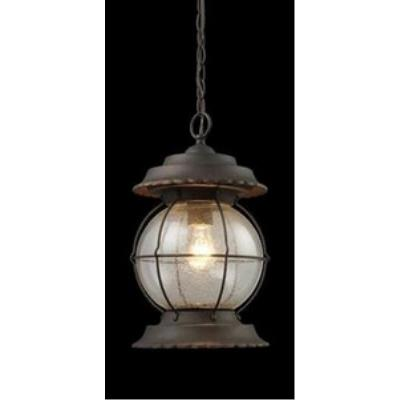 Elk Lighting 08170-BB Manchester - One Light Outdoor Pendant