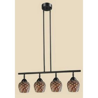 Elk Lighting 10153/4DR-MLT Celina - Four Light Island