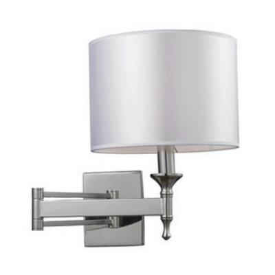 Elk Lighting 10160/1 Pembroke - One Light Swing Arm Wall Sconce
