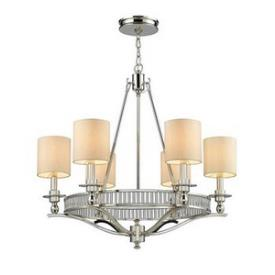 Elk Lighting 10167/6 Easton - Six Light Chandelier
