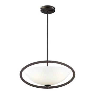 Elk Lighting 10226/3 Dione - Three Light Pendant