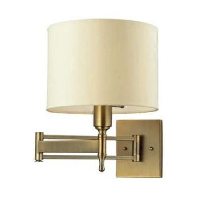 Elk Lighting 10260/1 Pembroke - One Light Swing Arm Wall Mount