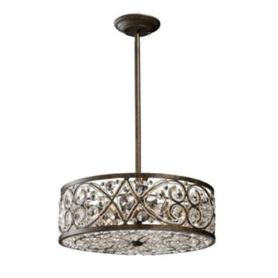 Elk Lighting 11287/6 Amherst - Six Light Pendant