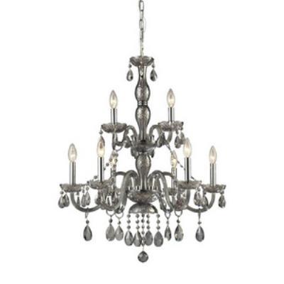 Elk Lighting 11313/6+3 Angelique - Nine Light Chandelier