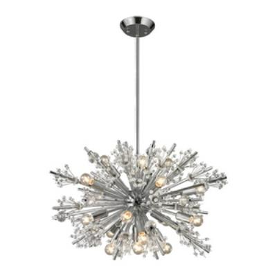 Elk Lighting 11751/19 Starburst - Nineteen Light Chandelier