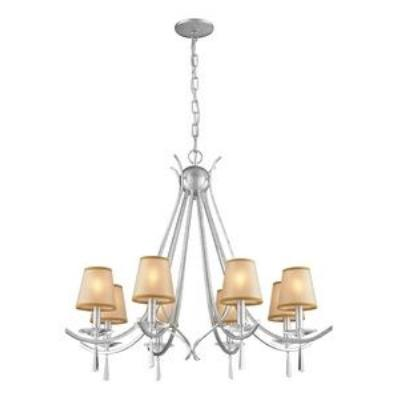 Elk Lighting 14083/8 Clarendon - Eight Light Chandelier