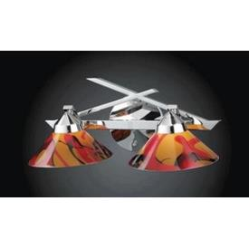 Elk Lighting 1471/2JAS Refraction - Two Light Wall Bracket