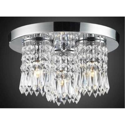 Elk Lighting 1990/3 Optix - Three Light Flush Mount