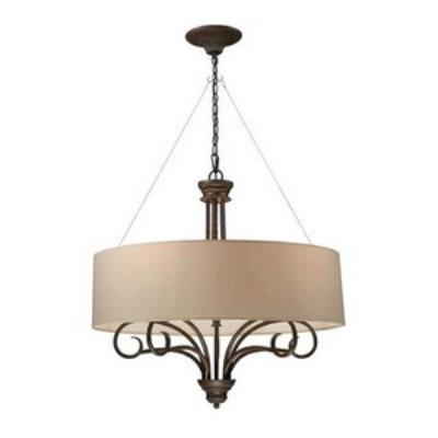 "Elk Lighting 20133 Accessory - 28"" Drum Shade"