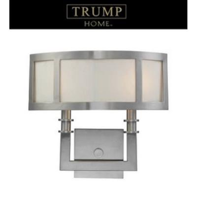 Elk Lighting 20151/2 Seven Springs - Two Light Wall Sconce