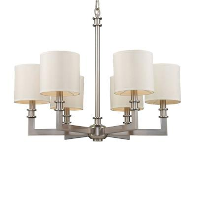 Elk Lighting 20155/6 Seven Springs - Six Light Chandelier