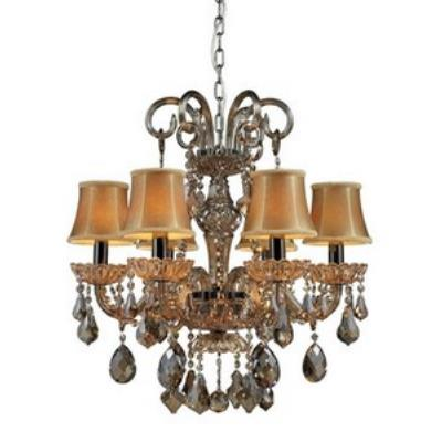 Elk Lighting 24001/6 Julianne - Six Light Chandelier