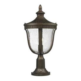 Elk Lighting 27003/1 Worthington - One Light Outdoor Post Mount
